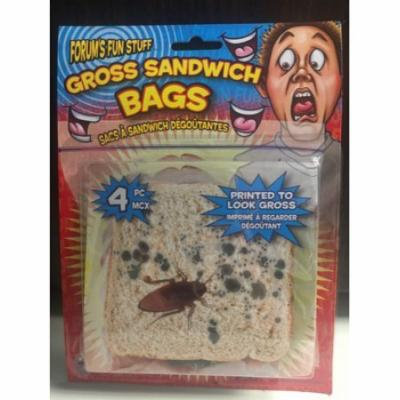 Forum's Gross Sandwich Bags