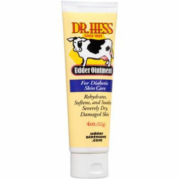 Dr. Hess Udder Ointment for Diabetic Skin Care, 4 oz