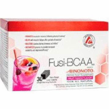 Fusi-BCAA Fruit Punch Ajipure 30 Packets Box