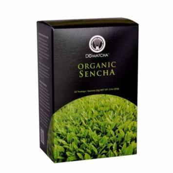 Organic Green Tea Sencha DoMatcha 20 Bag