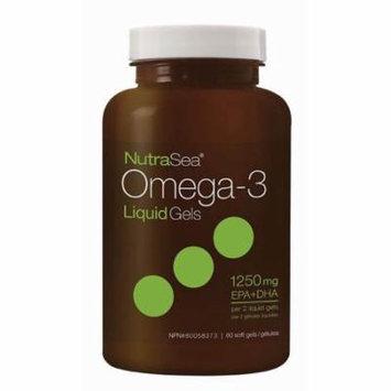 NutraSea Omega-3 Ascenta 60 Softgel
