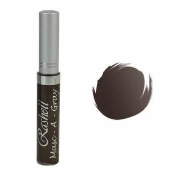 RASHELL Masc-A-Gray Hair Color Mascara - Warm Brown