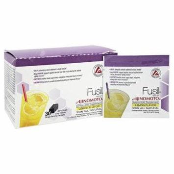 AjiPure - Fusil 100% All Natural Amino Acid Supplement Lemon Flavor - 30 Packet(s)