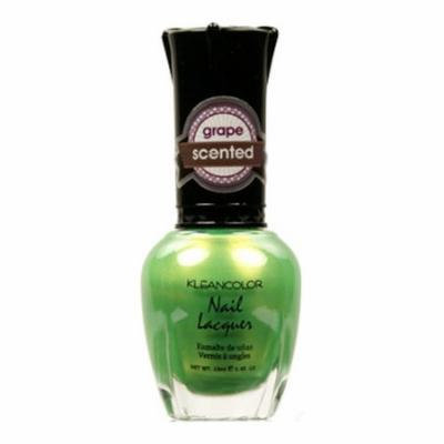 KLEANCOLOR Scented Nail Lacquer - Grape Indulgence