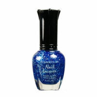 (6 Pack) KLEANCOLOR Nail Lacquer 3 - Diamond Blue
