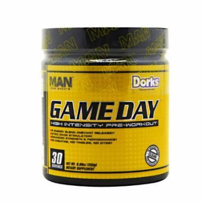 MAN Sports Game Day, Dorks, 30 Servings