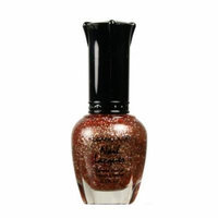 (6 Pack) KLEANCOLOR Nail Lacquer 3 - Diamond Gold