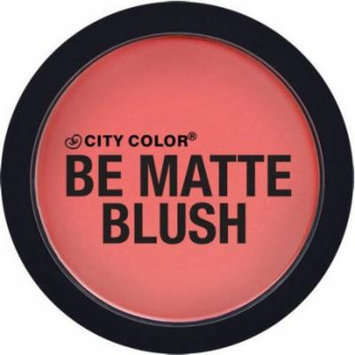 City Color Be Matte Blush, 0.314 oz