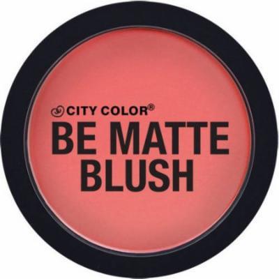 City Color Be Matte Blush, 0.314 oz