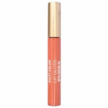 (3 Pack) CITY COLOR Lip Gloss With Argan Oil - Girl Next Door