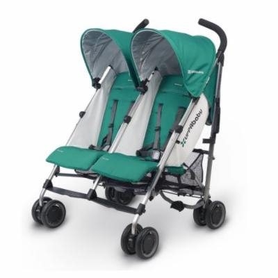 UPPAbaby G-Link Stroller - Ella (Jade/Silver)
