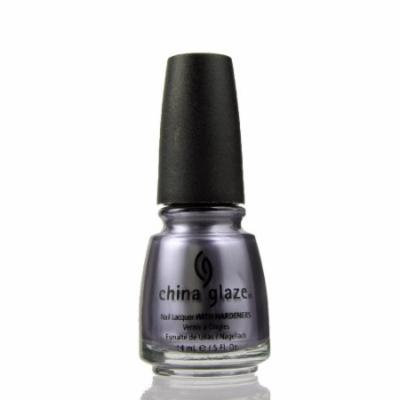 (6 Pack) CHINA GLAZE Nail Lacquer with Nail Hardner 2 - Avalanche