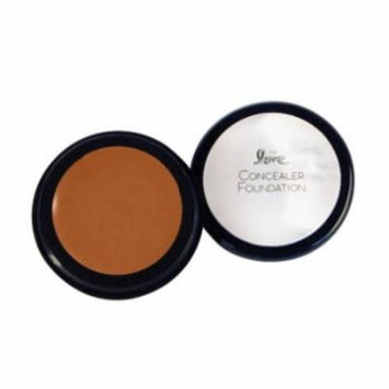 (6 Pack) BEAUTY TREATS 2nd Love Concealer Foundation - Dark