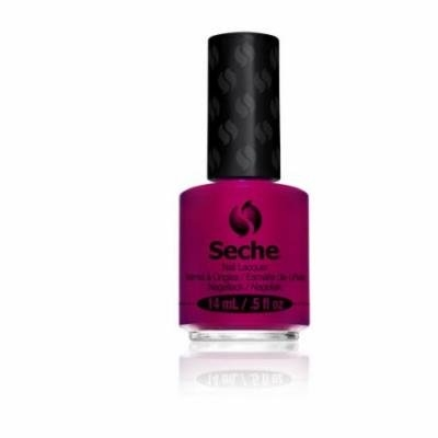 SECHE Fast Dry One Coat Nail Polish Lacquer - Irresistible