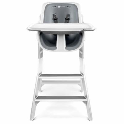 4moms High Chair - White / Grey
