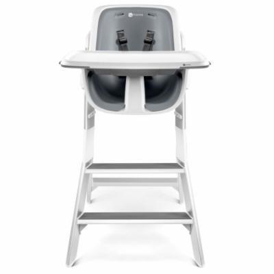 4moms High Chair - White / Grey