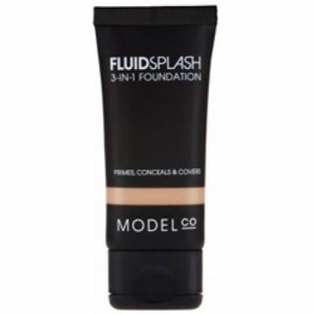 ModelCo Fluidsplash 3-in-1 Foundation, Natural Beige.
