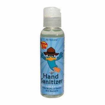 All Terrain BG10123 All Terrain Phin-Ferb Hand Sanitizer - 1x2OZ