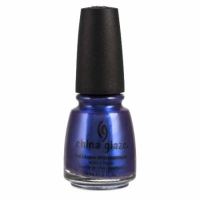 CHINA GLAZE Nail Lacquer with Nail Hardner - Tempest