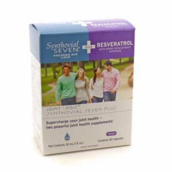 Joint Logic Synthovial Seven Plus by Hyalogic - 30 ml+ 30 capules