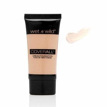 (3 Pack) WET N WILD Coverall Cream Foundation - Fair/Light