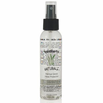 Hydratherma Naturals Herbal Gloss Heat Protector, 4.0 oz.