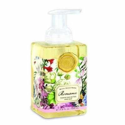 Michel Design Works Romance Foaming Shea Butter Hand Soap, 17.8 oz.