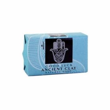 Natural Clay Soap Good Luck Zion Health 6 oz Bar Soap