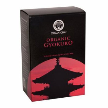 Organic Green Tea Gyokuro DoMatcha 15 Bag
