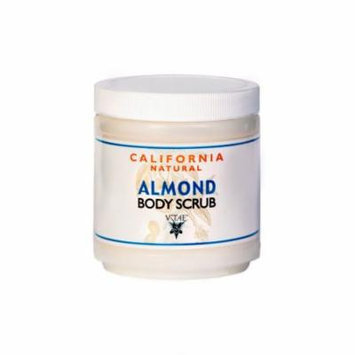 Almond Body Scrub V'TAE Parfum and Body Care 23 oz Scrub
