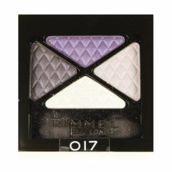 (3 Pack) RIMMEL LONDON Glam Eye Shadow Quad - Dark Signature