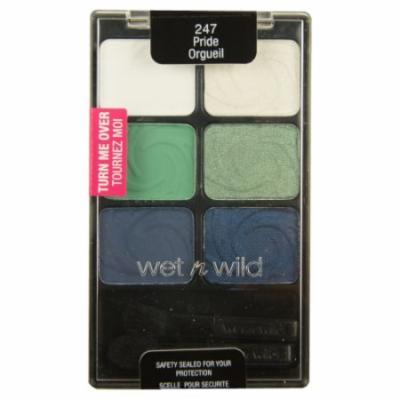 (3 Pack) WET N WILD Color Icon Eyeshadow Palette - Pride (DC)