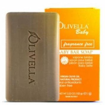 Olivella Baby Bar Soap, 3.52 oz.