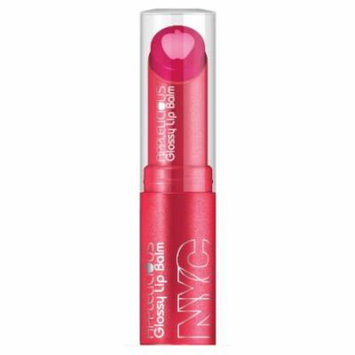 (6 Pack) NYC Applelicious Glossy Lip Balm - Applelicious Pink (DC)