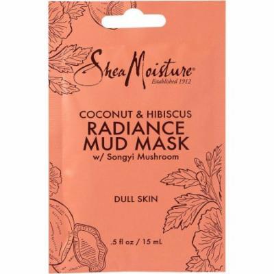 SheaMoisture Coconut & Hibiscus Radiance Mud Mask
