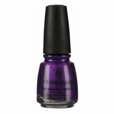 (6 Pack) CHINA GLAZE Nail Lacquer with Nail Hardner - Coconut Kiss
