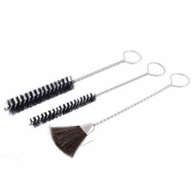 Machine Tube Cleaning Tool Spiral Handle Cleaner Brushes Set 3 in 1