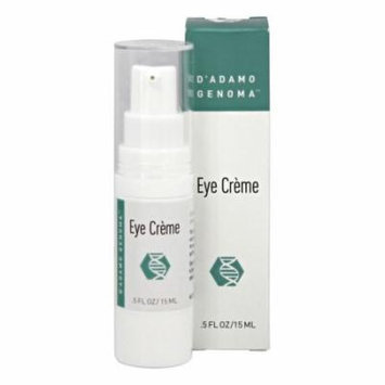 D'Adamo Personalized Nutrition - Genoma Eye Creme - 0.5 oz.