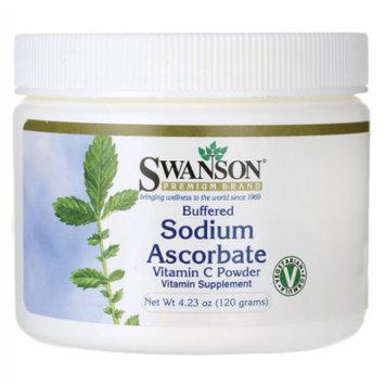 Swanson Buffered Sodium Ascorbate Vitamin C Powd 4.23 oz (120 grams) Pwdr