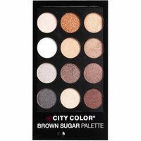 City Color Brown Sugar Eyeshadow Palette