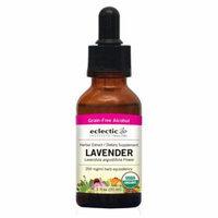 Lavender Extract Eclectic Institute 1 oz Liquid
