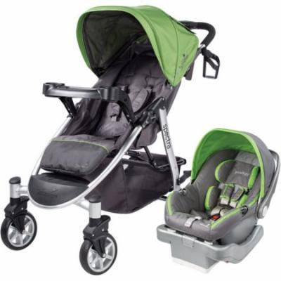 Summer Spectra Travel System with Prodigy Infant Car Seat, Mod Multi-Colored