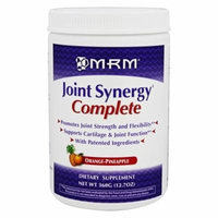 MRM - Joint Synergy Complete Orange-Pineapple - 360 Grams