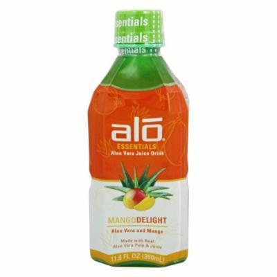 ALO - Essentials Aloe Vera Juice Drink Mango Delight - 11.8 oz.