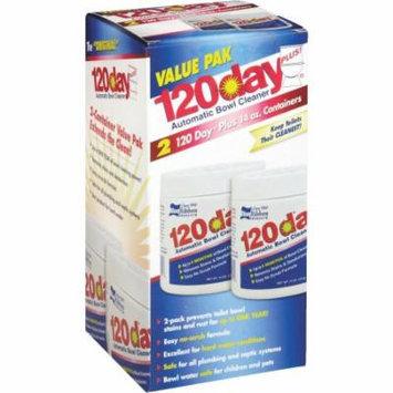 120 Day Plus Toilet Bowl Cleaner Value Pak