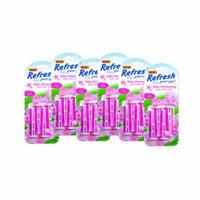 6-Pack Refresh Vent Stick Pink Petals