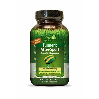 Irwin Naturals Body-well Turmeric Plus Supplement, 60 Count