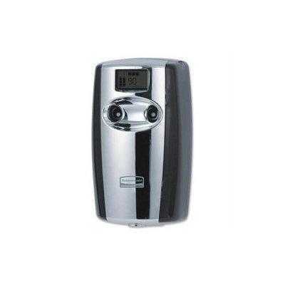 Rubbermaid Commercial Products FG4870055 Microburst Duet Dispenser Black/Chrome