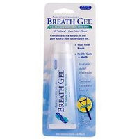 Pureline Oral Care - Breath Gel Concentrated Mouthwash Pure Mint - 1.25 oz. CLEARANCE PRICED