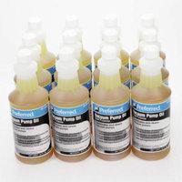 PF-2600 Vacuum Pump Oil 32 Fl Oz Bottle 12 Pack